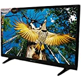 Solanki9094371024 Worldtech Full HD 24 Inches 80 cm LED TV with Inbuilt Soundbar USB / Camera / AV / VGA Inputs Monitor Screen