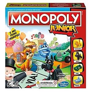 Hasbro Gaming- Monopoly Junior, Versione 2018, A6984456 8 spesavip