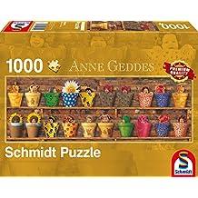 Schmidt Spiele Puzzle per Adulto: Bentornata Primavera, 1000 pezzi