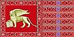 Flagge Provinz Venedig | Fahne 20x30c...