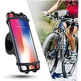 ZOESON Porta Cellulare Bici, Supporto Bici Smartphone, Manubrio Universale Bici Moto MTB per Tutti Gli Smartphone e Dispositi