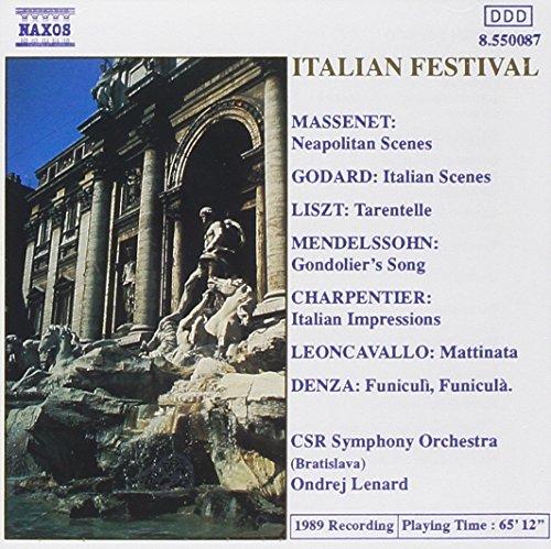 Festival Italien
