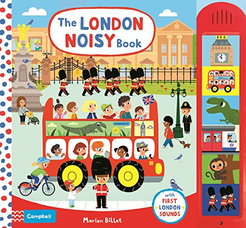 The London Noisy Book (Campbell London Range) por Marion Billet
