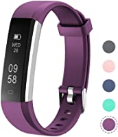 LETSCOM Fitness Tracker, Activity Tracker with Step Counter Watch and Sleep Monitor, IP67 Waterproof Fitness Wristband...