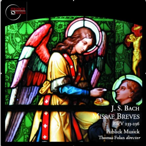 Mass in A Major, BWV 234: Chorus: Gloria in excelsis Deo