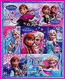 Best Cadeaux Disney Frozen 1 an Filles - Planche de 16 Stickers Brillants La Reine Des Review