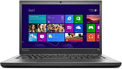 "Lenovo ThinkPad T440s i7 Premium Business-Notebook - 240GB SSD, Intel Dual Core i7 Prozessor, 12 GB RAM, 14"" Zoll 1920x1080 Full-HD Multitouch Display, Windows 10 Pro"
