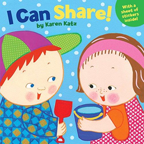 I Can Share! por Karen Katz