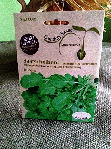 Rucola Als Salatpflanze oder Würzmittel