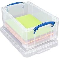 Really Useful Box Boîte à fiche en polypropylène 9 L Transparent