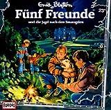 Fünf Freunde - CD/Fünf Freunde - und die Jagd auf den Smaragd von Enid Blyton