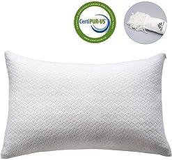 Cloth Fusion Shreddex Premium Quality Memory Foam Pillow