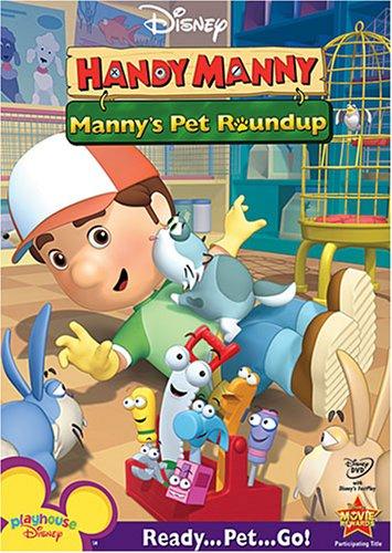 Preisvergleich Produktbild Handy Manny - Manny's Pet Roundup