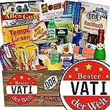 Bester Vater - Ostprodukte Spezialitäten im Ostpaket - inkl. Buch