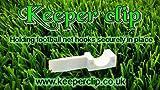 Netzhaken. Die Keeper Clip (25Stück) verhindert Net Haken von aus Fußballtore.
