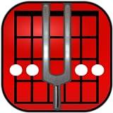 iJangle - La accords de guitare : Outils d'accord avec des gammes et accordeur (Gratis)