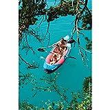 Sevylor Kanu aufblasbar Tahiti Plus Faltkajak, 2+1 Personen, 363 x 88 cm - 5