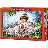 Castorland C-103249-2 - Puppy Love, Puzzle 1000 Teile