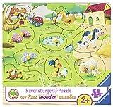 Ravensburger 03683 - Kleiner Bauernhof, my first wooden puzzle