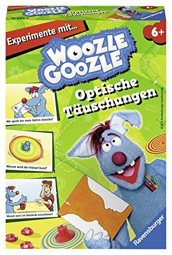 Ravensburger Science X 18994 - Woozle Goozle: Optische Täuschungen