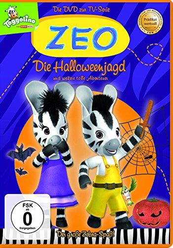 agd und weitere tolle Abenteuer (Halloween-dvds Für Kinder)