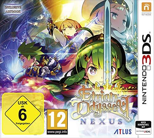Etrian Odyssey Nexus (3DS)
