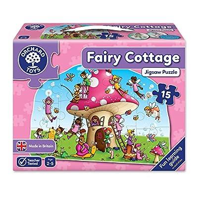Orchard Toys Fairy Cottage Floor Jigsaw
