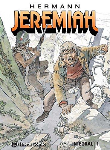 Jeremiah (Integral) nº 01 Nueva edición (BD - Autores Europeos)