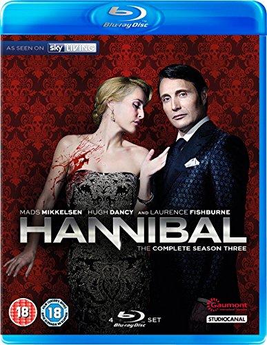 610ggEQ6tWL - Hannibal: The Complete Season Three [Edizione: Regno Unito] [Reino Unido] [Blu-ray]