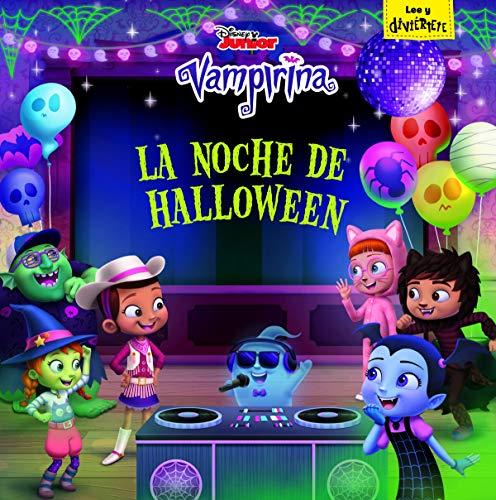 Vampirina. La noche de Halloween: Cuento (Disney. Vampirina)