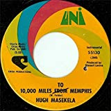 Gettin' It On / 10,000 Miles To Memphis [Vinyl Single 7'']