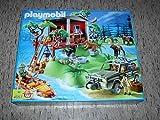 PLAYMOBIL 4057 Großes Baumhaus mit Pickup und Boot