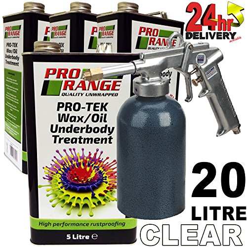pro-range-clear-waxoil-sealey-sg18-air-powered-wax-injection-gun-excellent-rustproof-protection-coat