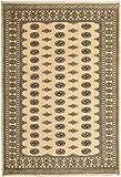 CarpetVista Pakistan Buchara 2ply Teppich 182x270 Orientalischer Teppich