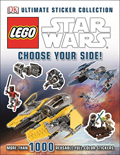 Ultimate Sticker Collection: Lego Star Wars: Choose Your Side! por Shari Last