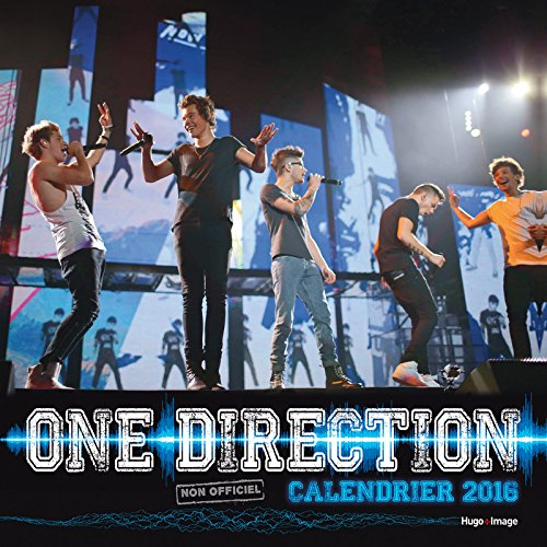 Calendrie mural One Direction 2016