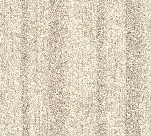 as-creation-vliestapete-8261731-cm-muster-line-havanna-tapete-mehrfarbig