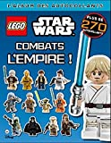 Lego Star Wars, l'album des autocollants de la force - tome 8 - Lego Star Wars, l'album des autocollants 8, Combats l'Empire !