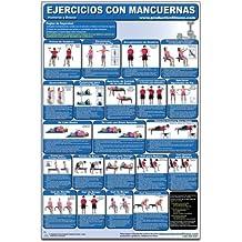 Ejercicios con Mancuernas - Hombros y Brazos - Cartel - Dumbbell Exercises - Shoulders and Arms
