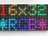 Adafruit RGB-LED-Panel, Matrix aus 16x32 RGB-LEDs