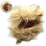 [SpheraShop ™] Deguisement pour Chat Lion - Costume pour chat (perruque pour chat) composé d'une criniere pour chat façon crinière de lion