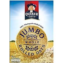 Quaker Avena Entera Copos De Avena Jumbo (1Kg)