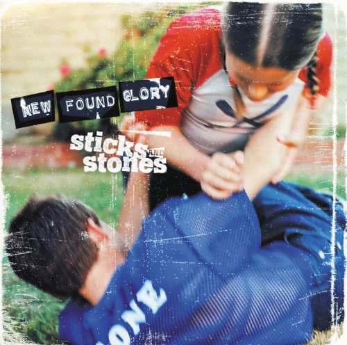Sticks & Stones (UK version wi...