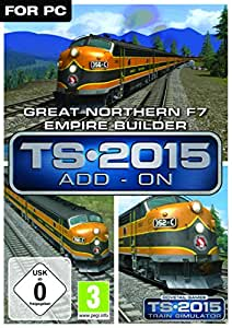 Train Simulator 2015: Great Northern F7 'Empire Builder' Loco Add-On [Code Jeu]