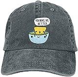 angwenkuanku Unisex Baseballkappen, Design Chip & Dip, Cowboy, Trucker Hüte, gorgeous31885