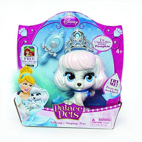 Giochi Preziosi 70762821 - Disney Palace Pets Singing Ballerine (Disney Princess Palace Pet-spielzeug)