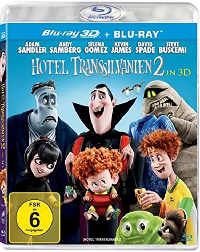 Hotel Transsilvanien 2  (+ Blu-ray): Alle Infos bei Amazon