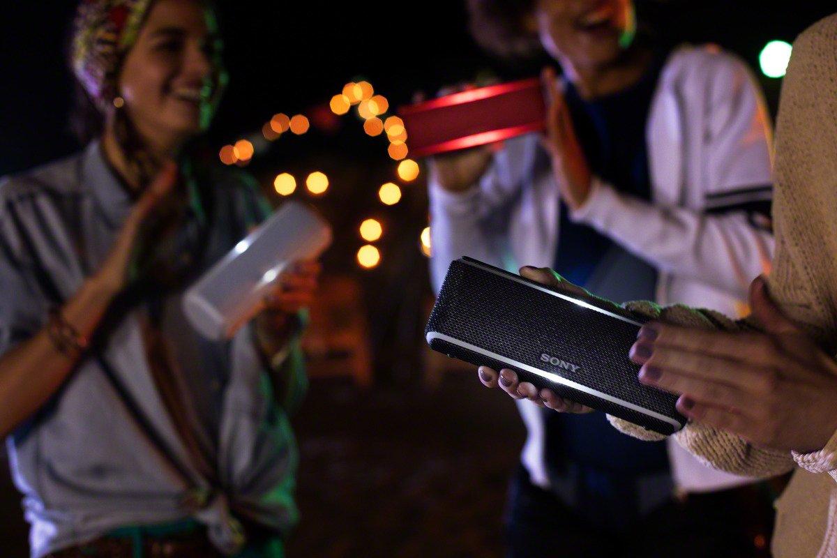 Sony Portable Wireless Waterproof Speaker 6