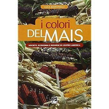 I Colori Del Mais. Società, Economia E Risorse In Centro America