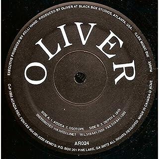 Oliver Dodd: Acidea [Vinyl]